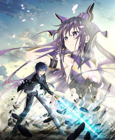 シリーズ最新作「デート・ア・ライブIV」、TVアニメ化決定! 2021年10月放送開始! スタッフ&キャストコメント到着!!