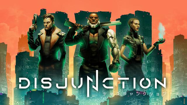 ステルスアクションRPG「Disjunction - ディスジャンクション」、PS4/Switchで3月18日配信!