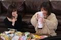 荒浪和沙×寺田御子の氷姉妹キャストが、かき氷の新境地を切り開く! 「邪神ちゃんドロップキック」公式番組「集まるんですの!邪神の星」第9回レポート
