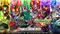 昭和・平成・令和の仮面ライダー勢揃い!「モンスターストライク」×「仮面ライダー」シリーズ初コラボ、3/14より開催決定! コラボオリジナルグッズも同日発売