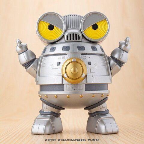 「ウルトラマンZ」に登場する「セブンガー」の雄姿をかわいくデフォルメで表現! 新シリーズ「Qコレクション」第1弾「セブンガー」登場!!