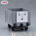 「きかんしゃトーマス」より、あの「トーマス」がデフォルメフィギュア「ねんどろいど」に登場!「いたずら貨車」も付属!!