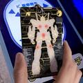 電池無しでLEDが光るICカードケースに「機動戦士ガンダム」が登場! ガンダム、シャア専用ザク、ラストシューティング、ユニコーンガンダムが順次リリース!!