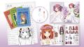 「五等分の花嫁∬」Blu-ray&DVD、第3巻ジャケットと第2巻の特典・展開図を公開!