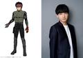 Netflixアニメ「スプリガン」より御神苗優のビジュアルが公開! キャストは小林千晃!