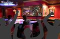 この春、「GUNDAM Cafe TOKYO BRAND CORE」の飲食エリアがグレード&没入感アップ!  新規映像「GUNDAMパイロット列伝」制作!!