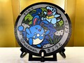 京都にポケモンのマンホール「ポケふた」5枚が登場! 順次「Pokemon GO」のポケストップに!
