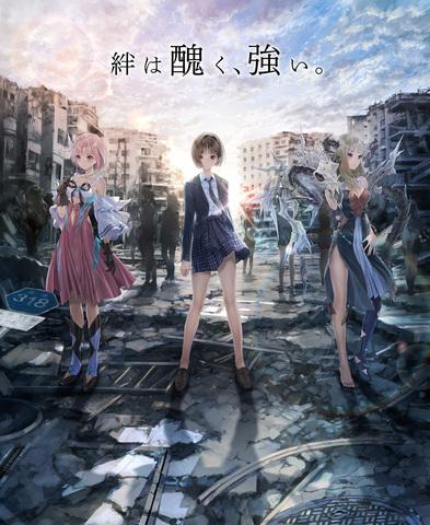 「BLUE REFLECTION」プロジェクト、新作ゲーム2タイトルの制作が決定! 岸田メルによるプロジェクトコンセプトアート公開!!
