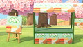 「あつまれ どうぶつの森」×モスバーガー第3弾、お花見屋台やストリート風コーデが登場!