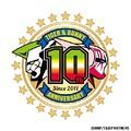 「TIGER & BUNNY」10周年記念特番にて新情報続々発表! アニバーサリーロゴ公開&10周年記念特設サイトオープン!