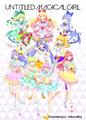 「刀剣乱舞」や「ラブライブ!」のスタッフが集結! 魔法少女プロジェクト「UNTITLED MAGICAL GIRL」ティザームービー公開!