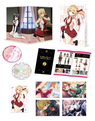 アニメ「俺だけ入れる隠しダンジョン」、Blu-ray Vol.1の展開図&店舗特典情報を公開!