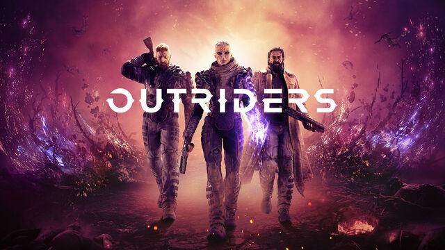 スクエニが贈るTPS「OUTRIDERS(アウトライダーズ)」、PS5/PS4/Xboxで本日発売!