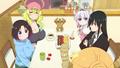 夏アニメ「小林さんちのメイドラゴンS」、放送開始を前に新作ショートアニメ「ミニドラ」配信開始!