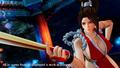 新作対戦格闘ゲーム「THE KING OF FIGHTERS XV」、「不知火 舞」のキャラクタートレーラーが公開!