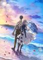 「劇場版 ヴァイオレット・エヴァーガーデン」Blu-rayが「あみあみ」特典付きで予約受付中!