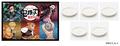 「劇場版『鬼滅の刃』無限列車編」Blu-ray&DVD、「楽天ブックス」では豆皿セット&タンブラー付きを販売!