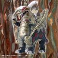 「怪獣ソフビシリーズ」、通常のアイテムよりもビッグボリュームの「ウルトラ怪獣シリーズEX」に変身超獣ブロッケンが登場!