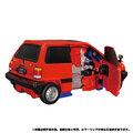 往年の名車Honda「シティ」がロボットに変形! トランスフォーマー新商品「リブースト」「スキッズ」などが予約受付開始!