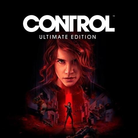 有料DLCを全て収録!「CONTROL アルティメット・エディション」PS4/PS5パッケージ版が7月15日発売!