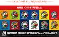 球団キャラが仮面ライダーに変身⁉「KAMEN RIDER BASEBALL PROJECT」始動、12球団コラボグッズをリリース!