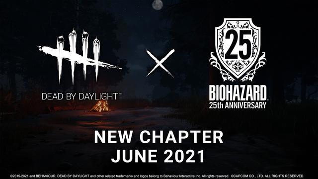 「Dead by Daylight」新チャプターにバイオハザードが登場! トレーラー公開!
