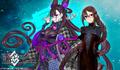 「Fate/Grand Order」の人気キャラ・虞美人と紫式部をイメージしたメガネフレームが登場!