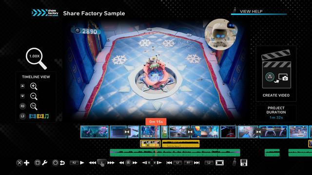 PS5用映像編集アプリ「Share Factory Studio」がアップデート! ミュージックトラック数などが増加
