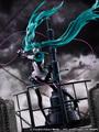 初音ミクの名作フィギュア「恋は戦争」リファインver.が先行予約開始! ホビージャパンスペシャルブックとの豪華セット!