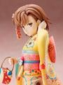 """TVアニメ「とある科学の超電磁砲T」より、御坂美琴がオリジナル衣装の""""振袖""""姿でフィギュア化! 本日5月6日より予約受付開始!!"""