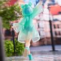 【プレゼント】「Re:ゼロから始める異世界生活」豪華クリアパーツの雨具を身にまとったレムの美麗フィギュアがセガプライズに登場!