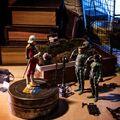 """「G.M.G.」に""""潜入工作""""をテーマにした第3弾が登場! ノーマルスーツの男性兵士と女性兵士、G.M.G.初の特定キャラクターとして""""シャア・アズナブル""""の3種がラインアップ!!"""