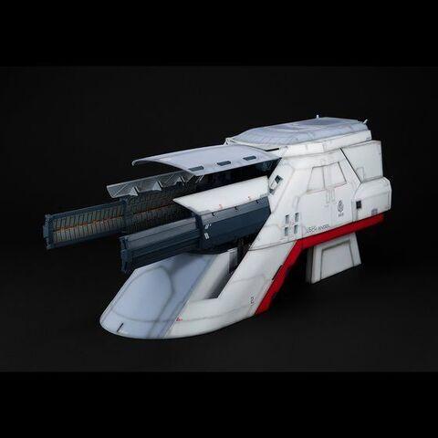 ガンプラディスプレイとして好評のRMSカタパルトデッキシリーズに、「機動戦士ガンダムSEED」より待望の「強襲機動特装艦アークエンジェル」が登場!