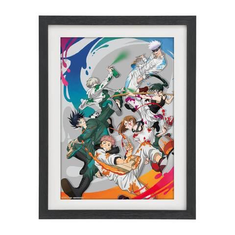 【全部まとめて】オリジナルの描き下ろしデザインを使用したセガ ラッキーくじ「呪術廻戦 GRAFFITI×BATTLE」が6月上旬発売!【プレゼント】