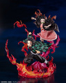 「鬼滅の刃」より炭治郎と禰豆子のフィギュアが連続登場! 全集中と血鬼術を表現!