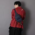 「逆刃刀」モチーフも!「るろうに剣心-明治剣客浪漫譚-」緋村剣心をイメージしたアウター&バッグの受注がスタート!