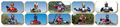 仮面ライダー生誕50周年! 平成を彩った「クウガ」から「ディケイド」までが集結した「仮面ライダーDVDコレクション 平成編」創刊!!