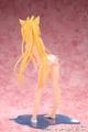 オリジナルイラストをフィギュア化する「ケモミミ学園」から、ピンと立った猫耳や長い金髪、白い水着が映える「小日向 奈菜美」フィギュアが登場!