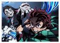 「劇場版『鬼滅の刃』 無限列車編」Blu-ray&DVD発売記念フェア、アニメイト全国で6月より開催!