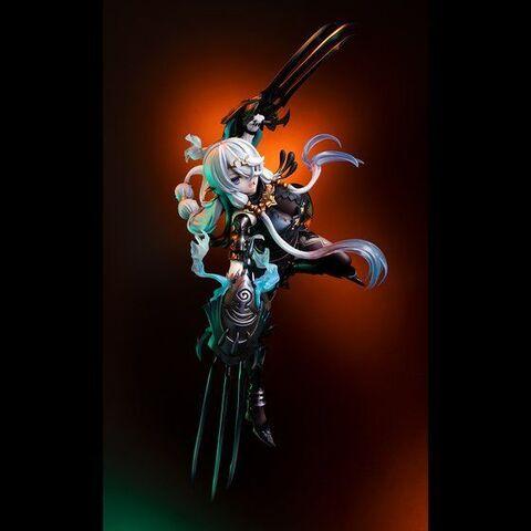 「ライザのアトリエ ~常闇の女王と秘密の隠れ家~」より、「リラ(リラ・ディザイアス)」がLucreaシリーズに登場!