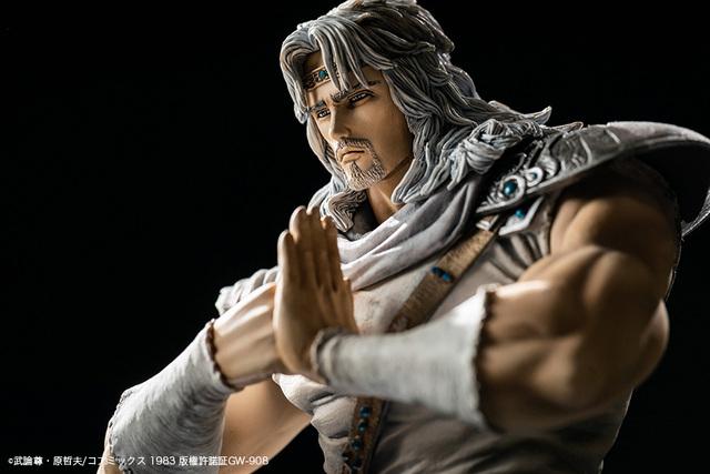 「北斗の拳」トキのフィギュアが5月29日(土)発売! ケンシロウの再販も決定!