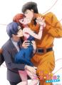 AnimeFestaオリジナル、初の第2期! TVアニメ「指先から本気の熱情2-恋人は消防士-」7月4日(日)より放送&配信予定!