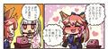 「Fate/Grand Order」、「ますますマンガで分かる!FGO」第196話を更新!