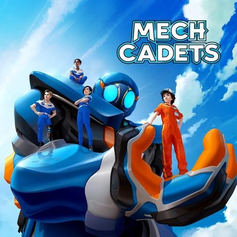 グレッグ・パクのSFコミック「Mech Cadet Yu」がアニメ化決定! アニメーション制作はポリゴン・ピクチュアズが担当