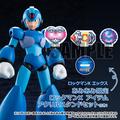 大ボリュームのエフェクトパーツ!「ロックマンX エックス」のプラモデルが、あみあみ特典付きで予約受付中!