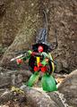 【インタビュー】品切れ続出フックトイ「緑翠の守護神 ムシバトロン」はこうして生まれた! 声優・泰勇気が下町の玩具メーカー「ザ・アクセス」に開発裏話を聞いてみた!