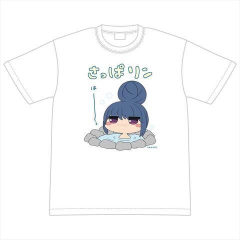 さっぱリン!「ゆるキャン△ SEASON2」Tシャツ全6種が6月4日まで予約受付中!