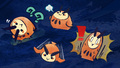 新たなスタンプが手に入る、「モンスターハンターライズ」のイベントクエスト「雪風に舞う朱の唐傘」が配信開始!