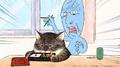 TVアニメ「俺、つしま」新PV&岡本信彦ら演じる新ネコを公開! YouTubeアニメの配信も決定!