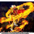「仮面ライダーダークキバ」に続き、「仮面ライダーキバ エンペラーフォーム」がS.H.Figuarts(真骨彫製法)で登場!